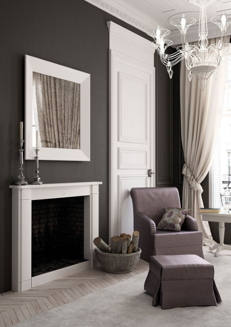 English Mood Collection - Apartment in Paris by Minacciolo (16)