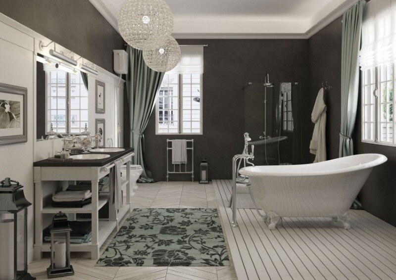 English Mood Collection - Apartment in Paris by Minacciolo (18)