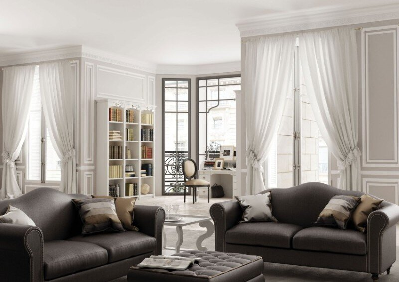 English Mood Collection - Apartment in Paris by Minacciolo (2)