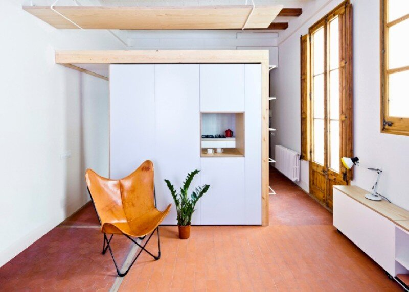 Full Refurbishment of an Apartment in the Eixample District in Barcelona