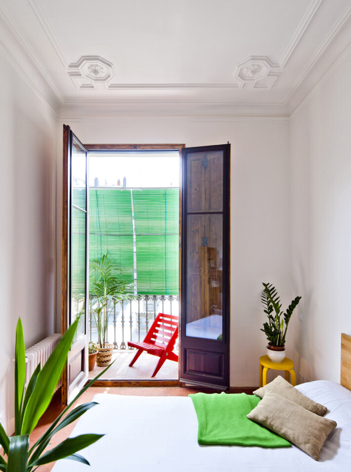 Full Refurbishment of an Apartment in the Eixample District in Barcelona (10)