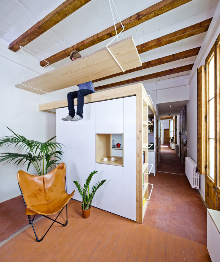Full Refurbishment of an Apartment in the Eixample District in Barcelona (2)