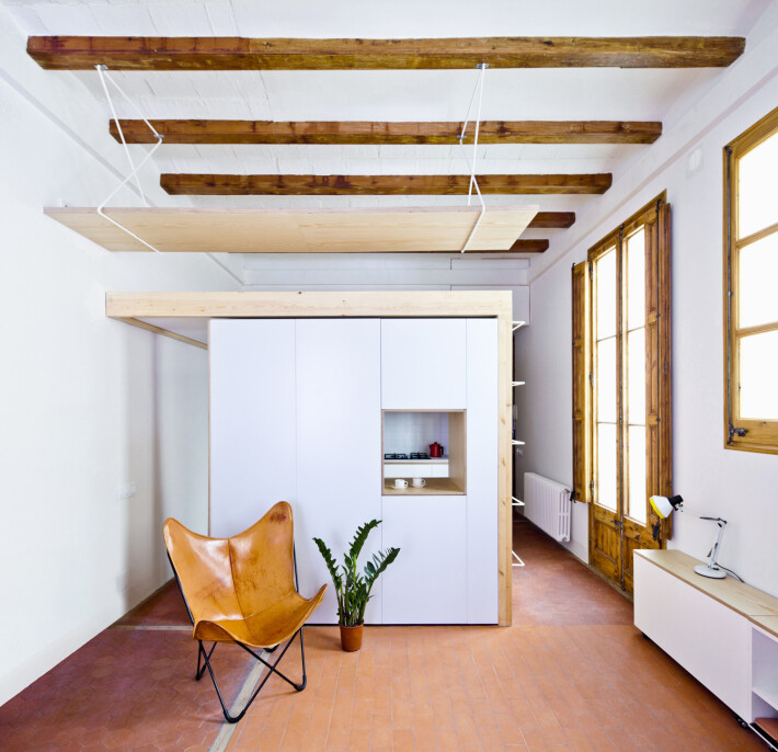 Full Refurbishment of an Apartment in the Eixample District in Barcelona (4)