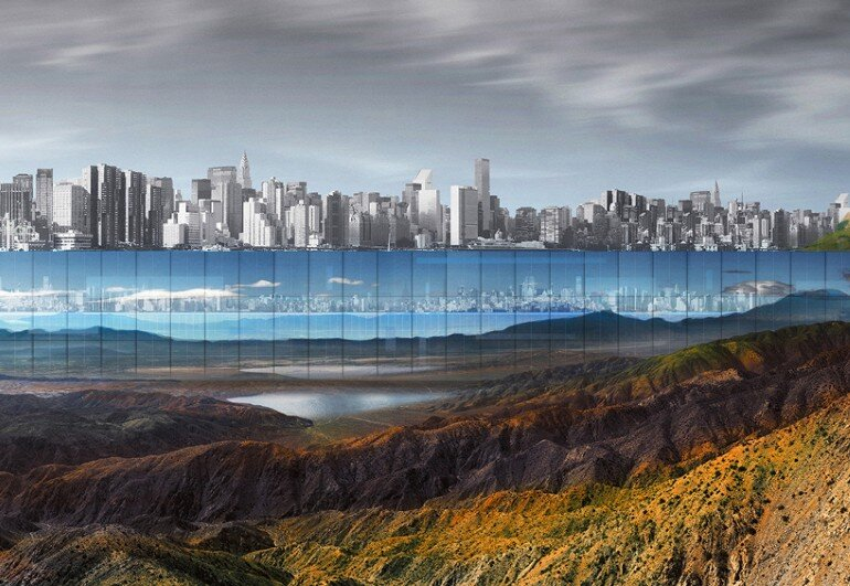 New York Horizon Project Creates the Illusion of Infinity in the Heart of New York City (3)