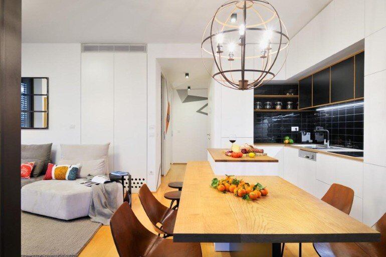 Single Man Residence in the Heart of Ljubljana
