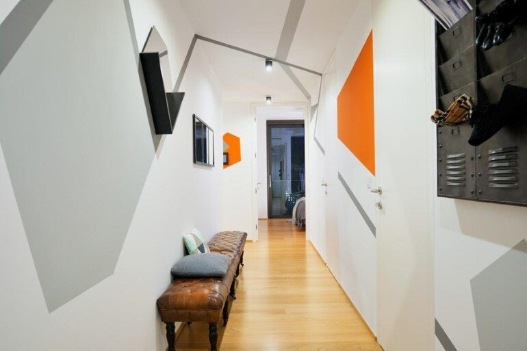 Single Man Residence in the Heart of Ljubljana 6