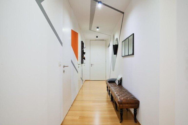 Single Man Residence in the Heart of Ljubljana 7
