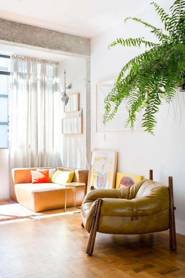 Stylish Brazilian Flat Displaying an Inspiring Eclectic Design (17)