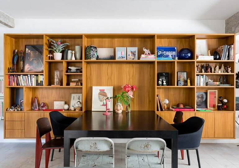 Stylish Brazilian Flat Displaying an Inspiring Eclectic Design (2)