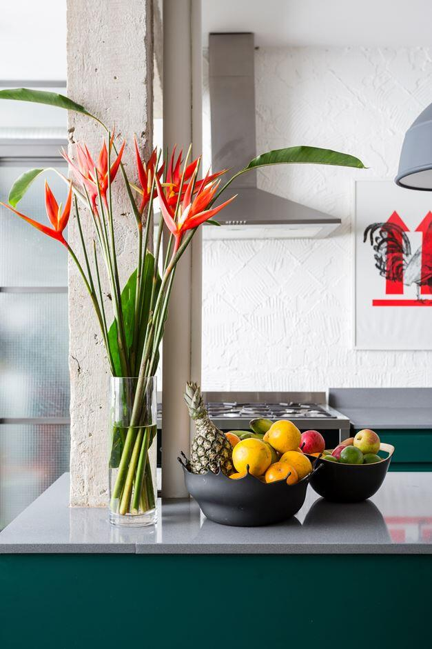 Stylish Brazilian Flat Displaying an Inspiring Eclectic Design (6)