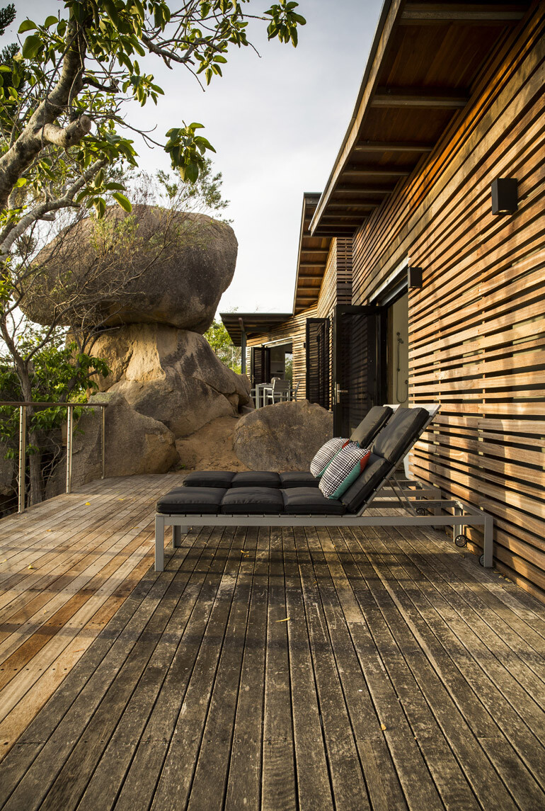 The Pavilions - Set Amongst the Treetops and Giant Granite Boulders (3)