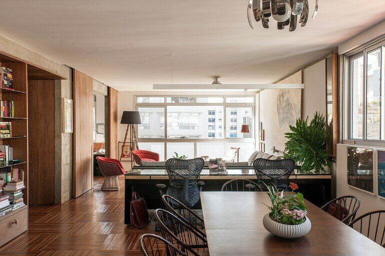 Urimonduba Apartment is a Mix of Genres and Styles (14)