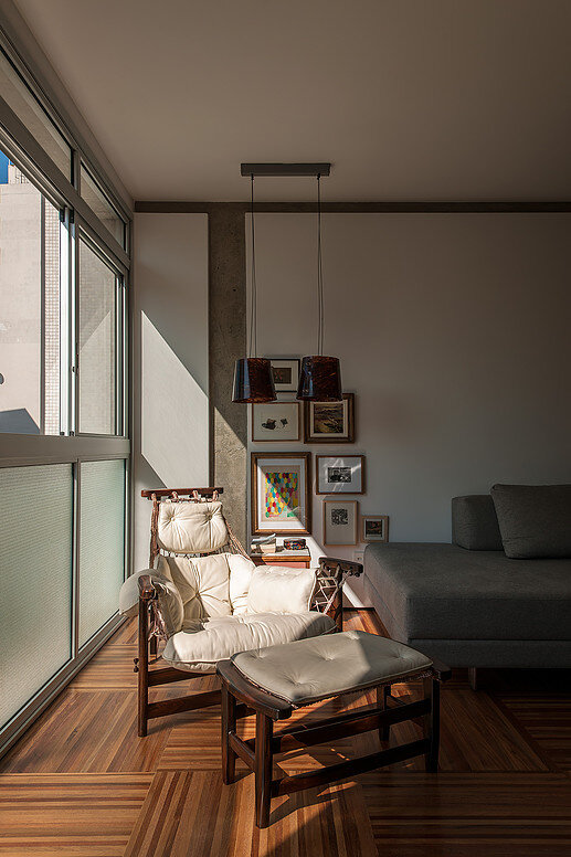Urimonduba Apartment is a Mix of Genres and Styles (19)