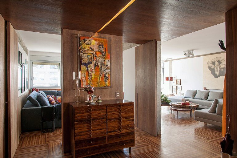 Urimonduba Apartment is a Mix of Genres and Styles (2)