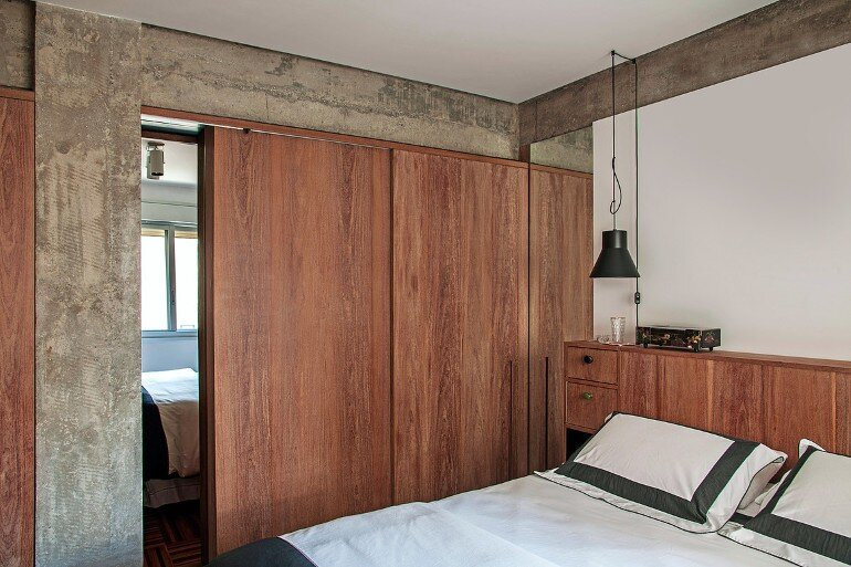 Urimonduba Apartment is a Mix of Genres and Styles (6)