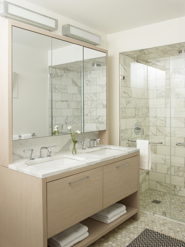 Bathroom Faucets New York City 101 west 87th residential project in new york city