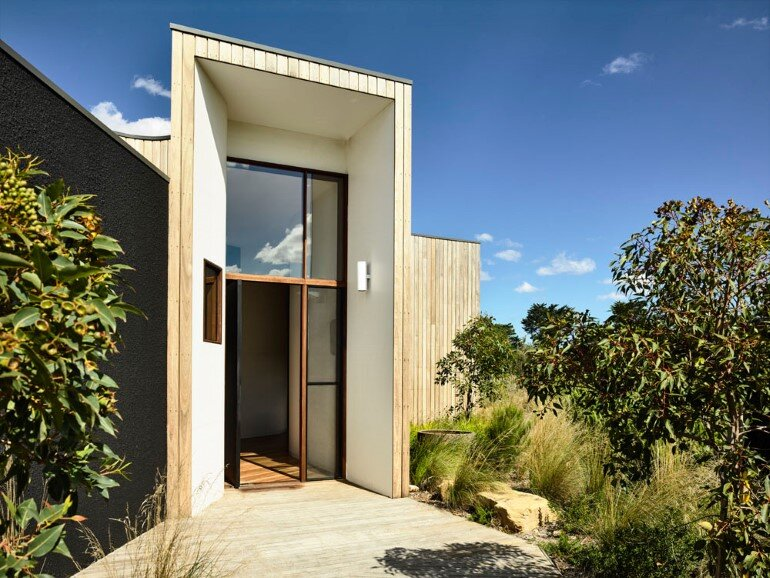 13th Beach Courtyard House by Auhaus Architecture (4)