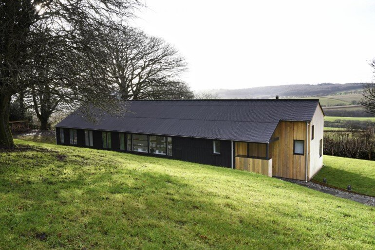 Chicken Shed - A Poultry Barn Converted into a Rural Holiday Home (6)