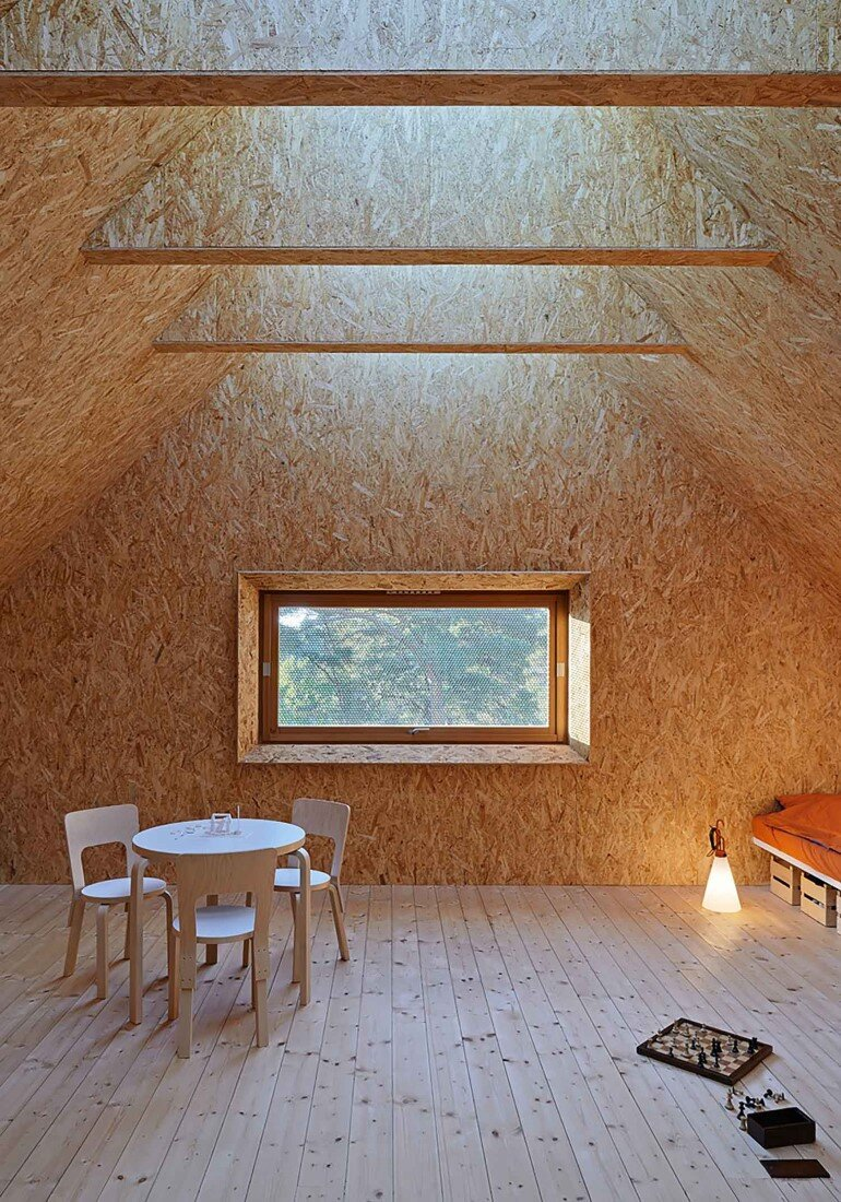 Classic Nordic Cabin - Husarö House by Tham & Videgård Arkitekter (12)