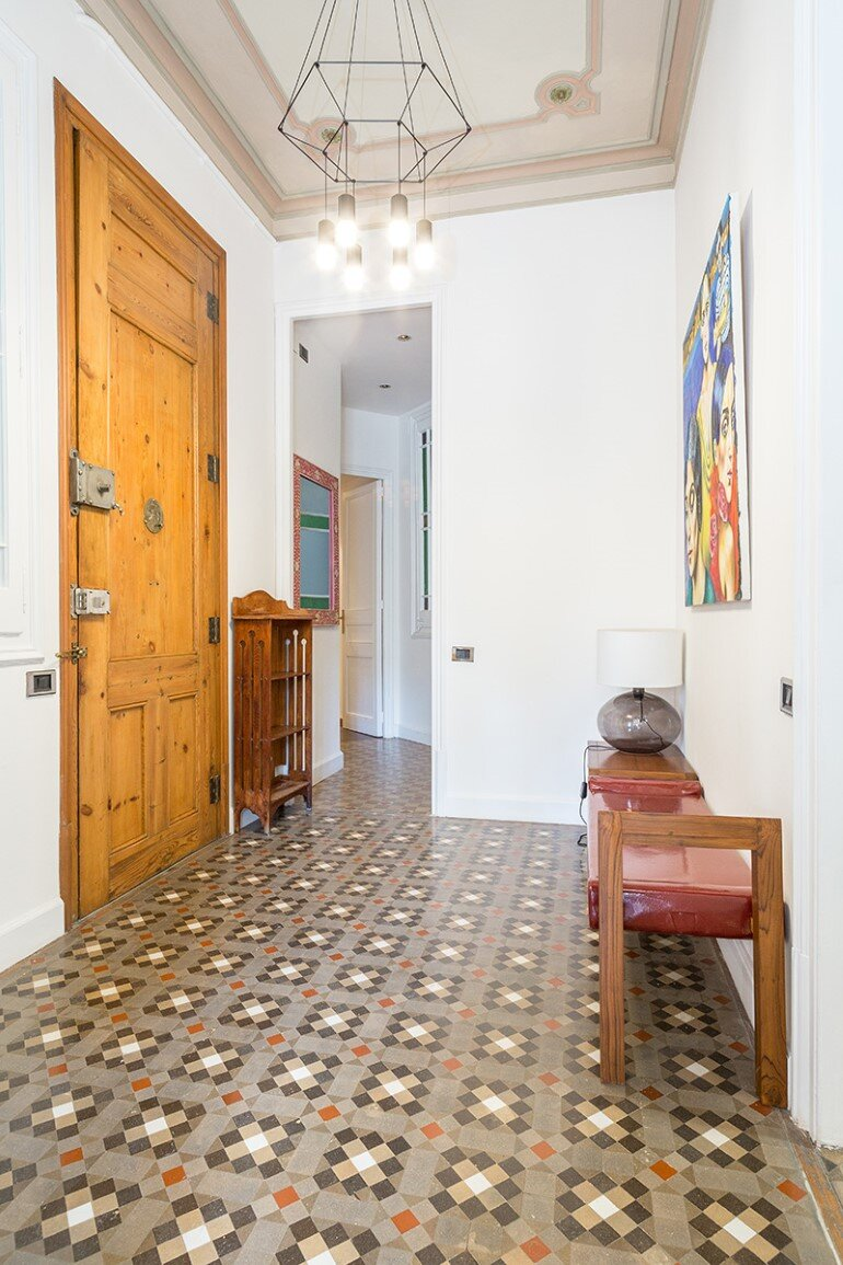 Flat in Eixample - Exotic Balance of Style (13)