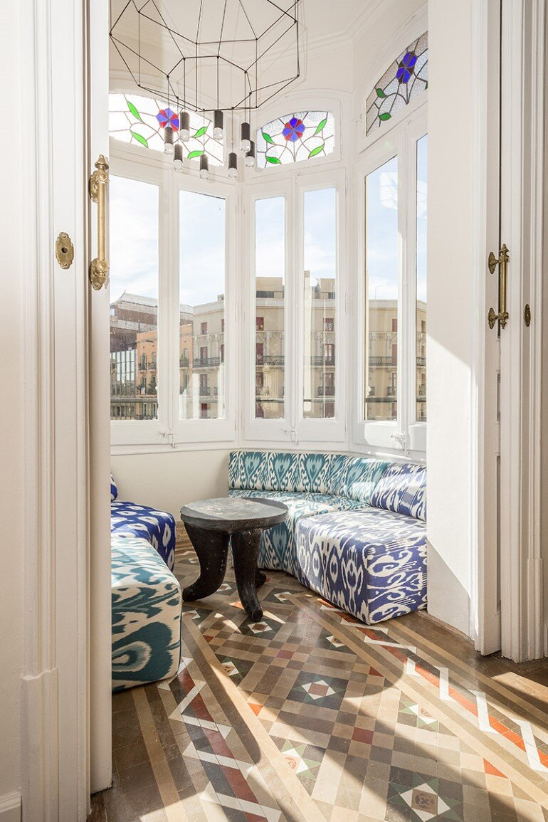 Flat in Eixample - Exotic Balance of Style (17)
