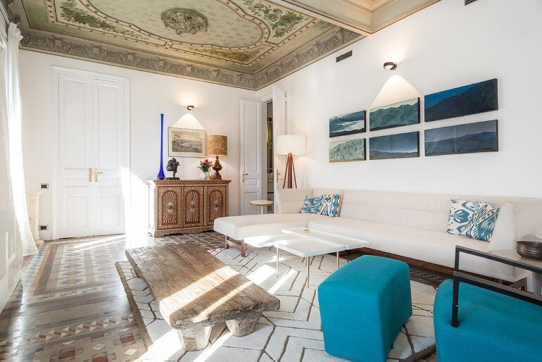 Flat in Eixample - Exotic Balance of Style (19)