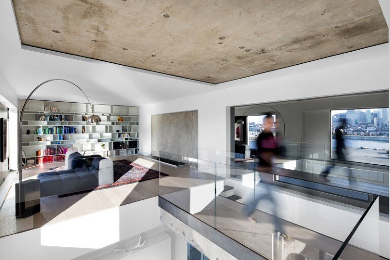 Minimalist Apartment Design habitat 67 - minimalist apartment design in montreal