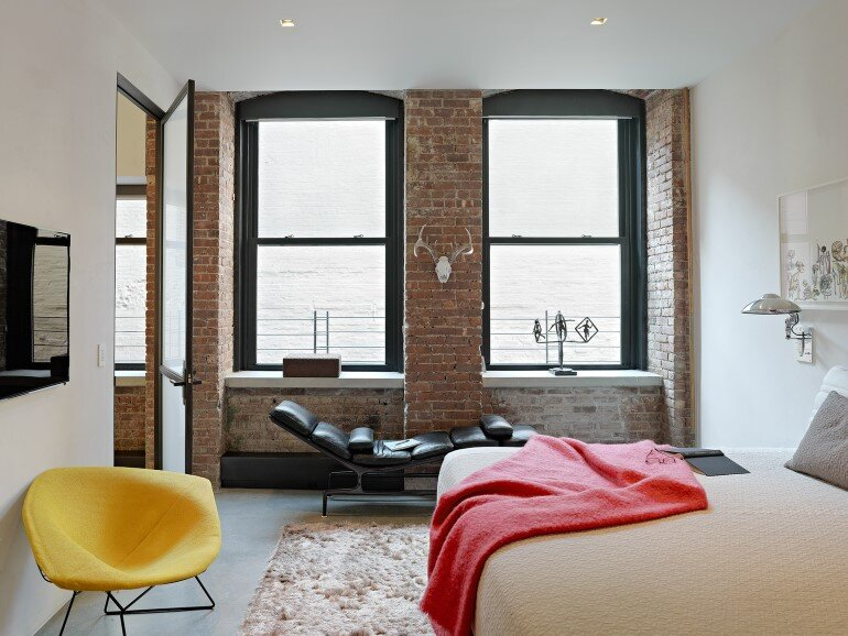 Highline Chelsea Loft by Robertson Tait New York (9)