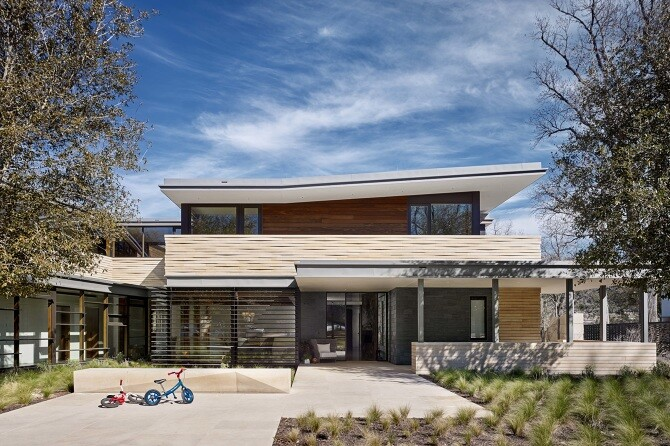Lake Austin House by Aamodt Plumb Architects (13)