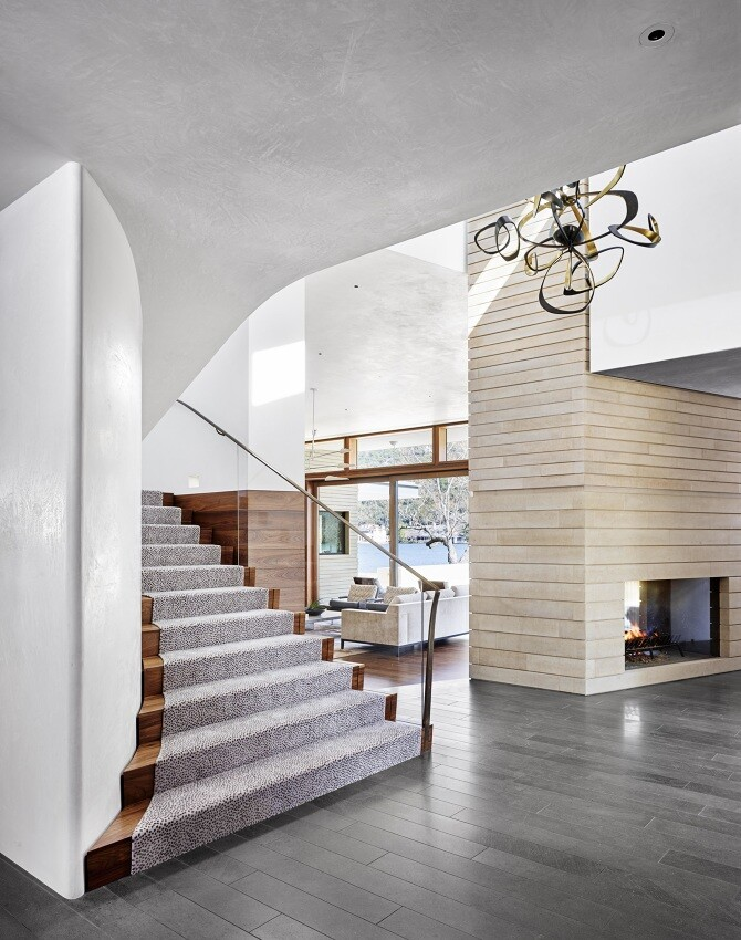 Lake Austin House by Aamodt Plumb Architects (14)