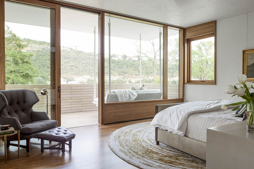 Lake Austin House by Aamodt Plumb Architects (5)
