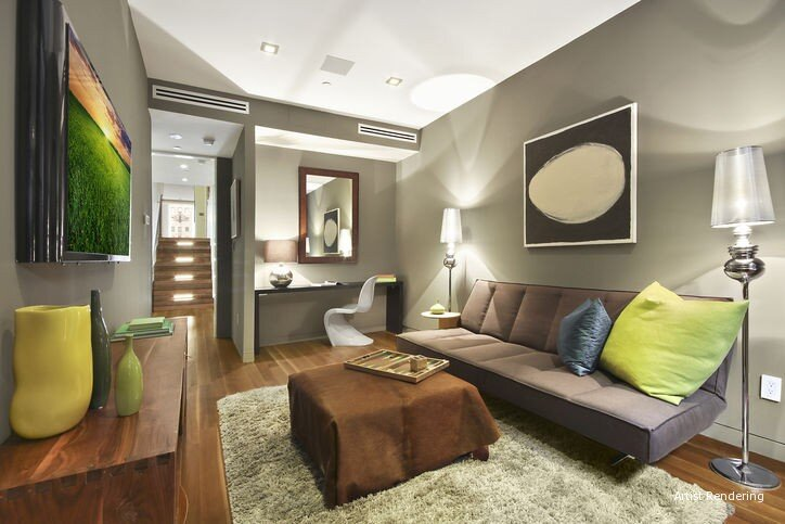 Loft Apartments - Old warehouse transformed into modern living spaces (1)