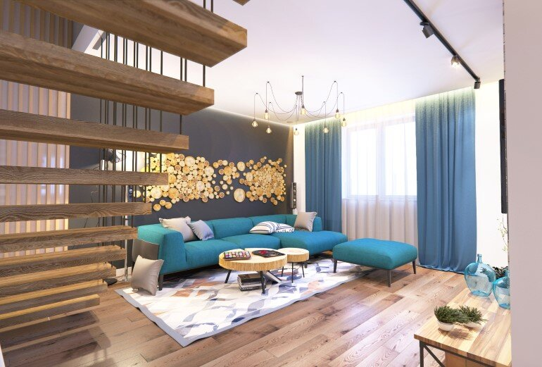 Lounge Loft in Kiev by Leopolis Architecture (3)