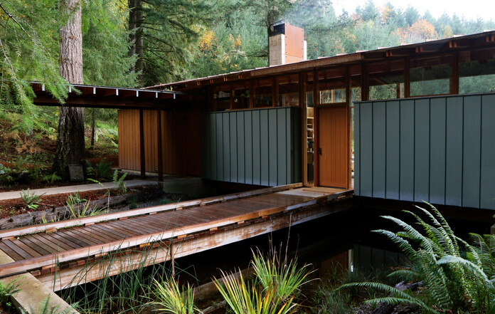 Newberg residence by cutler anderson architects for Jim cutler architect