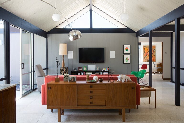 Renewed Classic Eichler Home in Silicon Valley by Klopf Architecture (11)