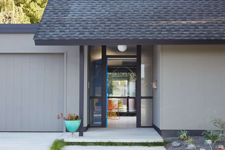 Renewed Classic Eichler Home in Silicon Valley by Klopf Architecture (2)