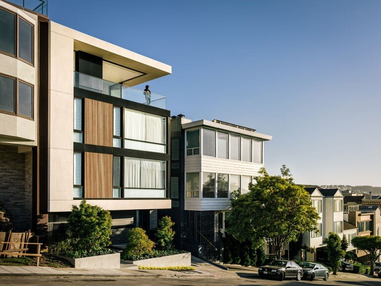 San francisco modern house by john maniscalco architecture - Home decor san francisco image ...