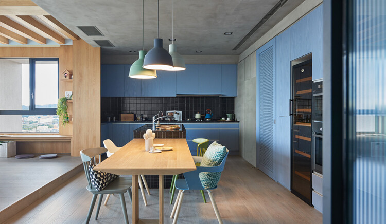 This Family Apartment is A Boundless Space of Joy and Delectable Delights (14)