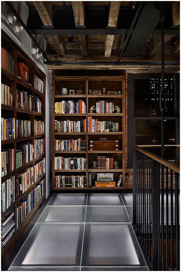 Tribeca Loft - 1892 Building Transformed into a House in St Hubert 10, NY (10)