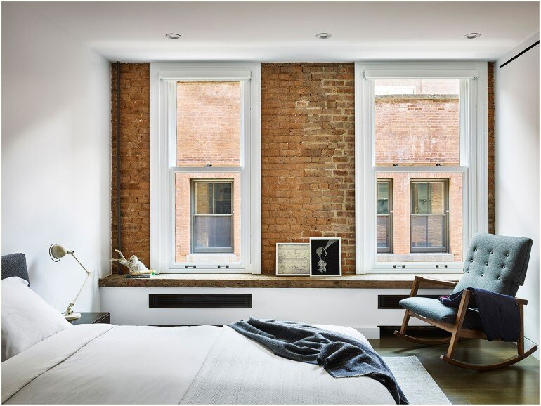 Tribeca Loft - 1892 Building Transformed into a House in St Hubert 10, NY (11)