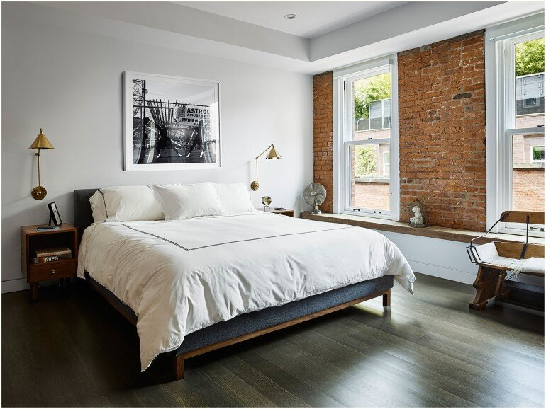 Tribeca Loft - 1892 Building Transformed into a House in St Hubert 10, NY (5)
