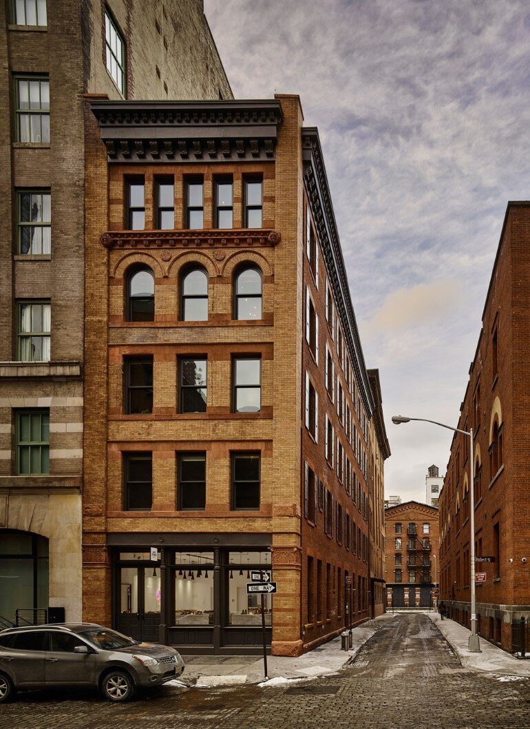 Tribeca Loft - 1892 Building Transformed into a House in St Hubert 10, NY (7)