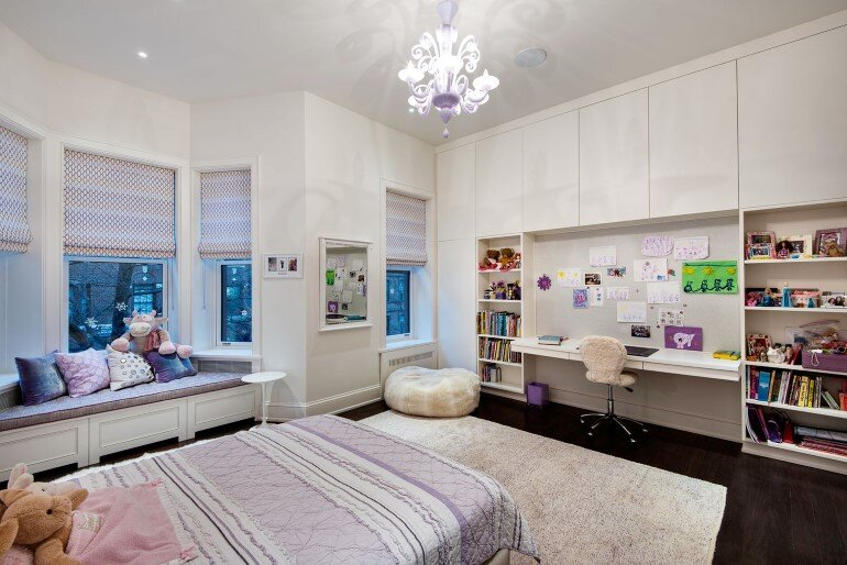 Upper West Side Townhouse Renovated for a Young Family (2)