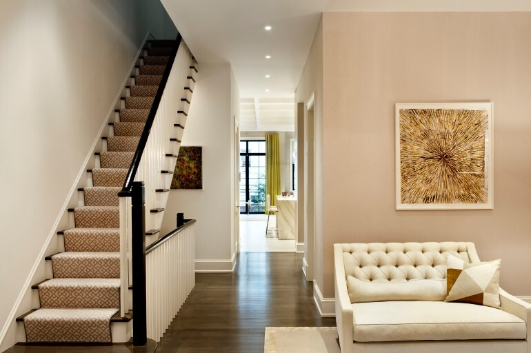 Upper West Side Townhouse Renovated for a Young Family (4)
