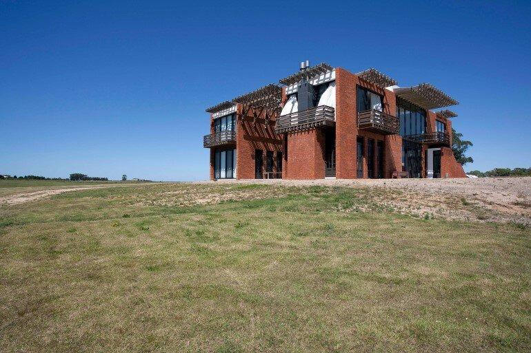 Vacation Home in Uruguay - The Encounter of Sky and Prairie (1)