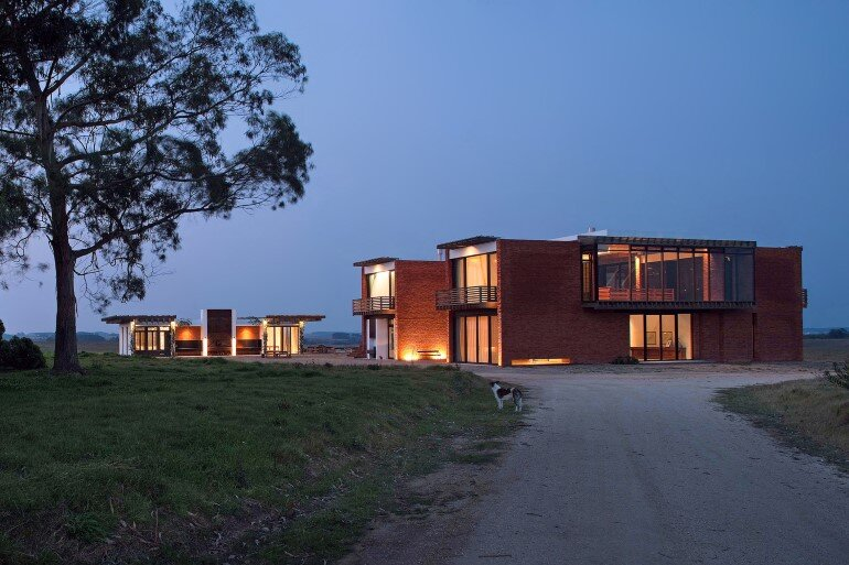 Vacation Home in Uruguay - The Encounter of Sky and Prairie (21)