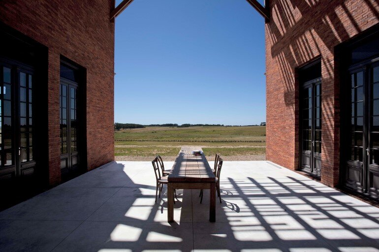 Vacation Home in Uruguay - The Encounter of Sky and Prairie (24)