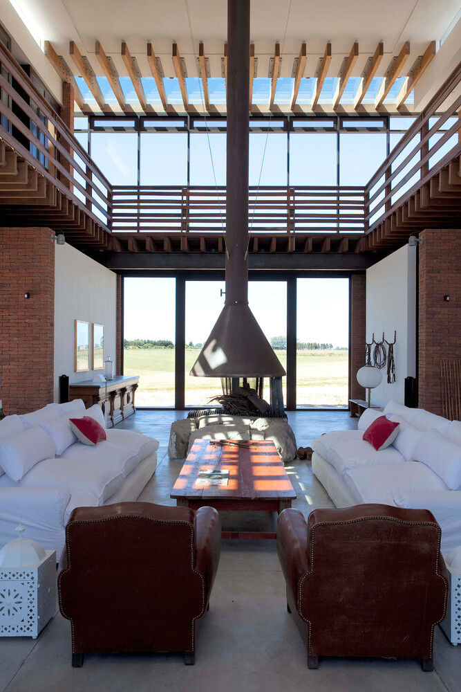 Vacation Home in Uruguay - The Encounter of Sky and Prairie (4)
