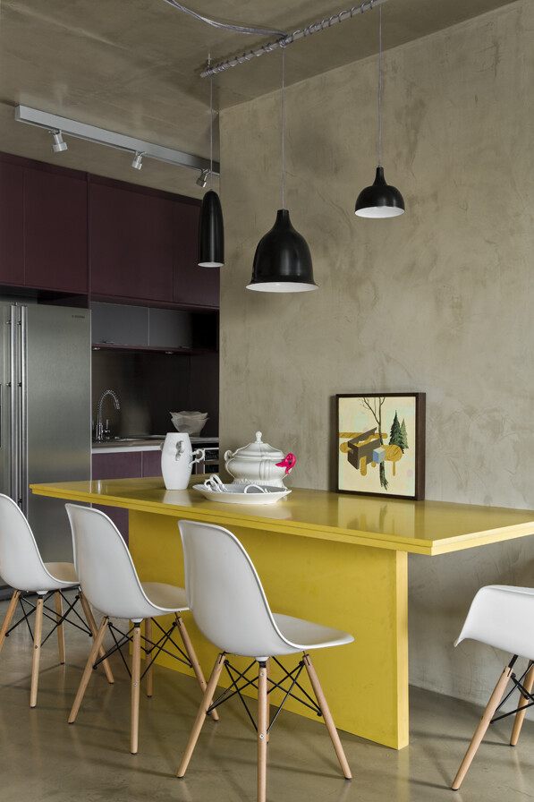 Vila Leopoldina - 70 sqm Integrated Loft for an Modern Lifestyle (5)