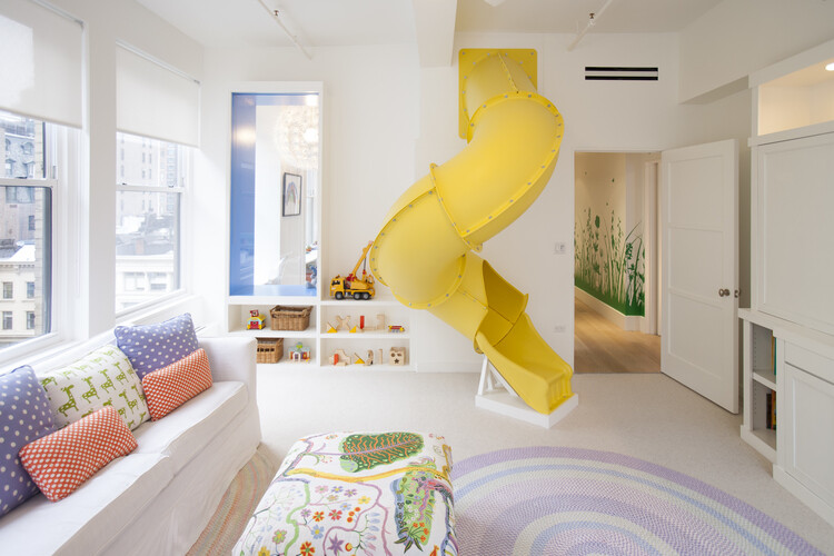 West 29th Street Loft in NoMad for a Family with Four Kids